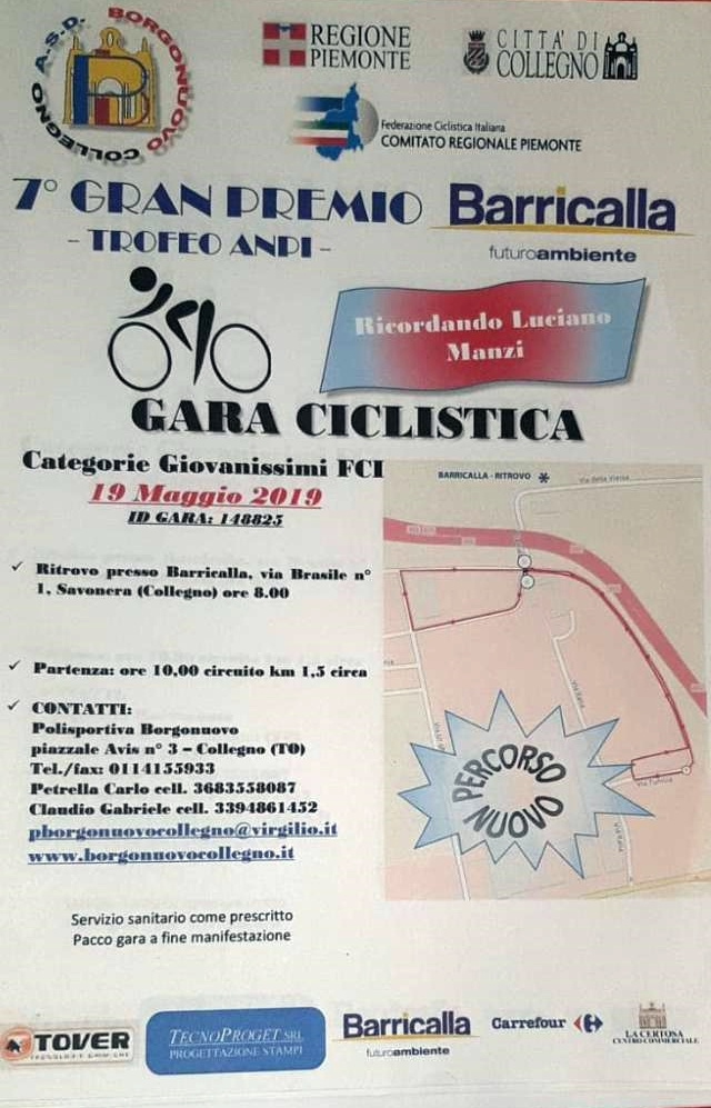 7°GP BARRICALLA
